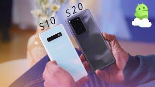 Samsung Galaxy S20 vs Samsung Galaxy S10: Should You Upgrade?