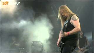 Amon Amarth - For Victory or Death (Wacken 2012)