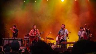 Calexico covering Arcade Fire's Ocean of Noise