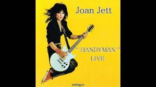Joan Jett - HANDYMAN ( LIVE ) 1983