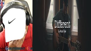 Micah Tyler - Different REACTION!