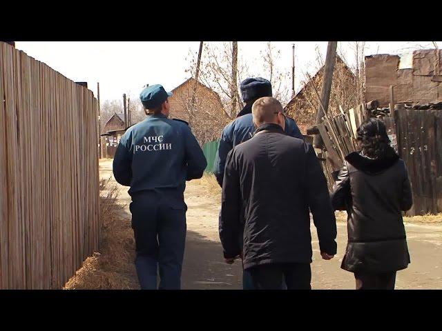 Ангарские огнеборцы штрафуют дачников