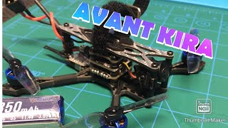 AVANT KIRA 3S THE BEST MICRO FPV TOOTHPICK 2020