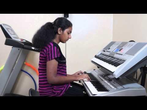 Jane Kahan Gaye Woh Din (Mera Naam Joker) on KEYBOARD by Vany Vinayakumar (INSTRUMENTAL)