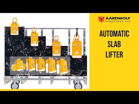 Aardwolf Slab Lifter AL30AWJ - Video 1