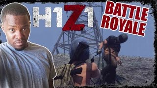MIZOU THE SAVIOR! - H1Z1 Team Battle Royale Gameplay | H1Z1 Team BR 5 Person