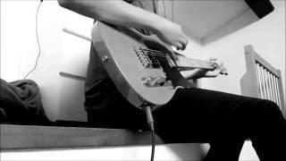 The Neighbourhood - Prey guitar cover by Nemo