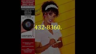 "Donna Summer - People, People (LP/7"" Version) LYRICS SHM ""She Works Hard for the Money"" 1983"