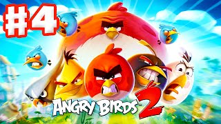 Angry Birds 2 - Gameplay Walkthrough Part 3 - Levels 24-30
