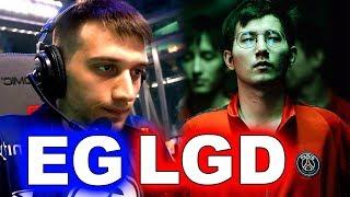 EG vs PSG.LGD - WHAT A SEMI-FINAL! TI8 - THE INTERNATIONAL 2018 DOTA 2
