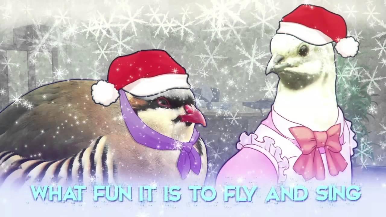 Hatoful Boyfriend: Holiday Star landet heute auf PS4 & PS Vita