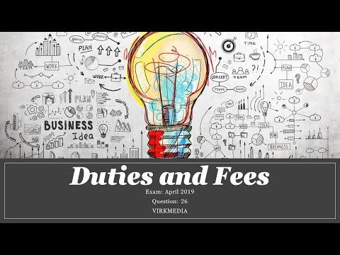 Valuation - 2019 October Question 26 (US Customs Broker Exam ...