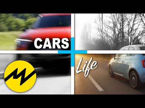 Audi e tron S, Fiat 500 Hybrid, Porsche Panamera und mehr | Cars + Life | #001 | Motorvision