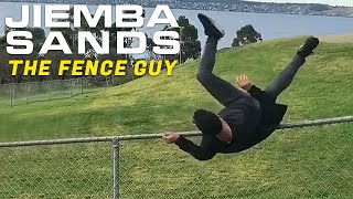 Jiemba Sands - The Fence Guy