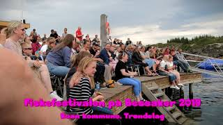 Fiskefestivalen på Bessaker 2019 - Ta Sjansen, Stanga, Planken