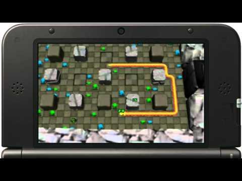 Trailer - 3DS eShop - Sssnakes thumbnail