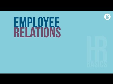 mp4 Managing Employee Relations, download Managing Employee Relations video klip Managing Employee Relations