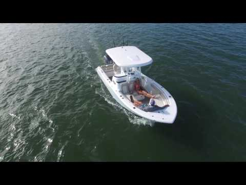 Sea Fox 249 Avenger video