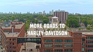 harley davidson more roads
