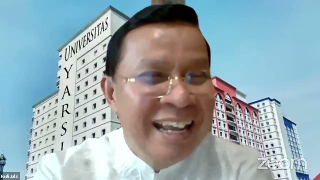 ICMI PODCAST Satu Jam Bersama Prof Fasli Jalal Bag 3