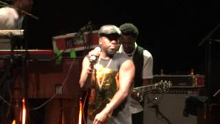 Anthony Hamilton - Better  Days & Never Love Again (Live @ Le Bataclan, Paris) [2012-04-15]