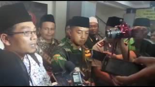 Pimpinan Wilayah NU Jabar Kecam Tindakan FPI Yang Anarkis