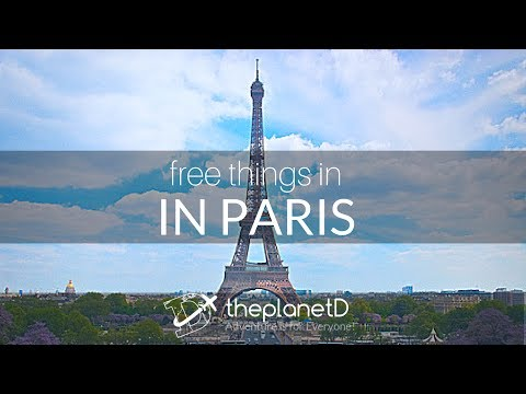 22 of the Best Free Things to do in Paris | Travel Tips