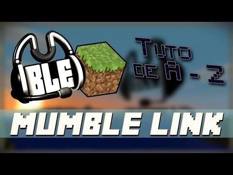 {HD-FR} Tuto Minecraft Mumble Link 1.8.x (installation + Configuration)