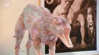 Sculptures From Glass Shards | Euromaxx