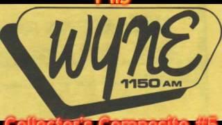 WYNE Radio (Y 115) - 1150 AM, Appleton, WI, Collector's Composite No. 5 (1975)