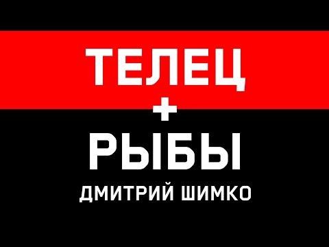 ТЕЛЕЦ+РЫБЫ - Совместимость - Астротиполог Дмитрий Шимко