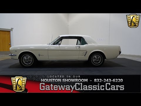 Video of '66 Mustang - LCEH