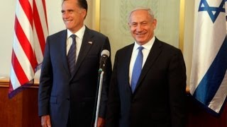 Romney Supports Israeli Military Strike Against Iran thumbnail