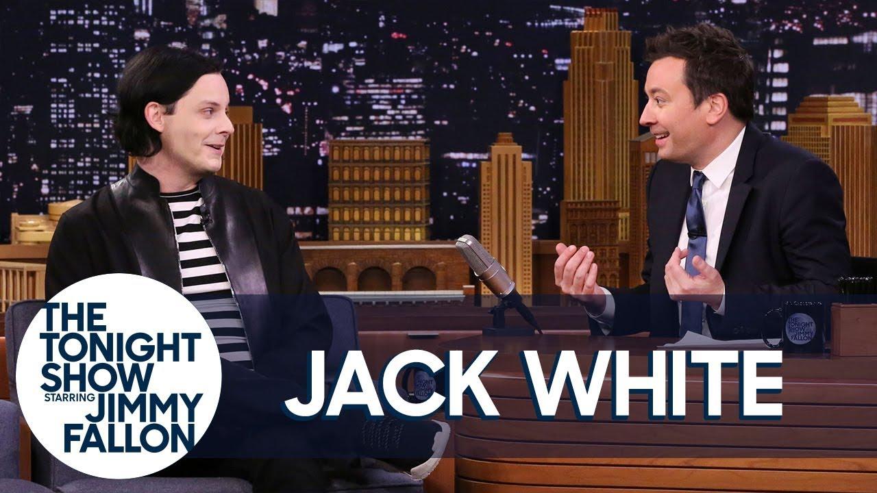 Jack White and Jimmy Fallon Were Mischievous Altar Boys thumbnail