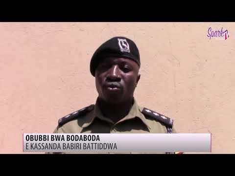 E Kassanda babiri batiddwa nga bateeberezebwa okubba pikipiki