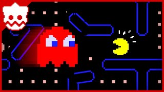 Pacman Ghost CALAMITY