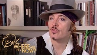 Why New Wave Pioneer Adam Ant Never Took Drugs | Where Are They Now | Oprah Winfrey Network