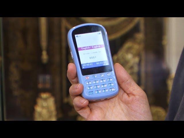 Гид-полиглот появился в городском музее
