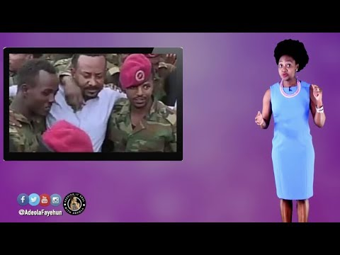 How Prime Minister Prevented Coup In Ethiopia