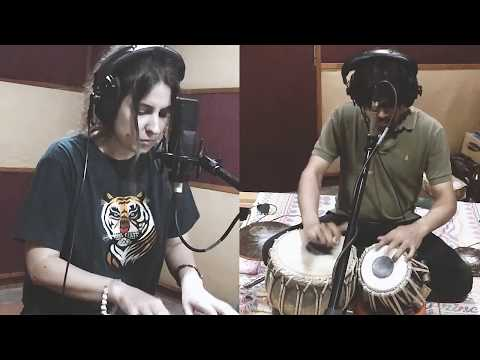 Tabla with World Jazz; worked on this tune and recorded it with a musician who comes from the Argentinian folkloric tradition.