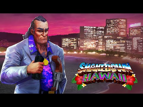 Shakedown: Hawaii - Full Reveal Trailer [Switch, PS4, PSVITA, 3DS, PC] thumbnail