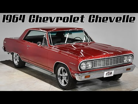 Video of '64 Chevelle - PVY8