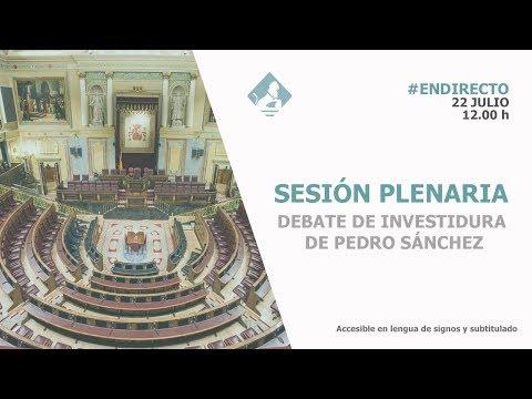 Sánchez propone cambiar la Constitución
