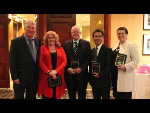 This video is about our 2014 International Education Lifetime Achievement Award Winner, Charles Mossop.