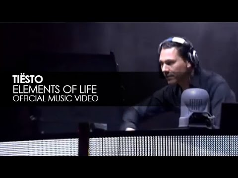Tiësto - Elements Of Life (Official Music Video)