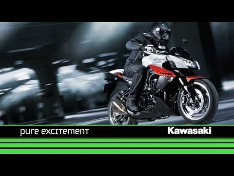 Video of Z1000 Kawasaki