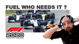 F1 2020 | Fuel who needs it.....