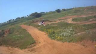 preview picture of video 'CRF 450 ISRAEL2   2012'