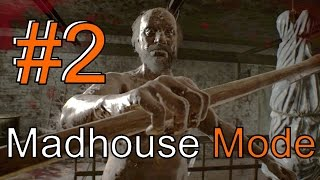 Resident Evil 7 | The Main House | Madhouse Walkthrough Playthrough [Jack Baker Chainsaw Fight]