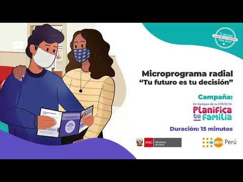 Microprograma - Tu futuro es tu decisión